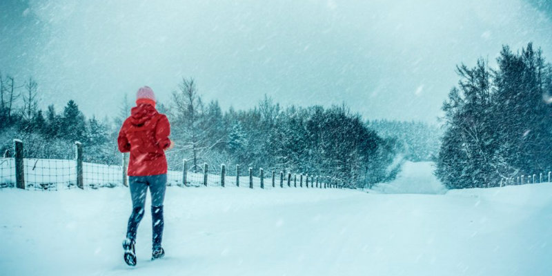 Rätt klädd under vinterns löprundor