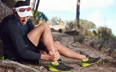 Stukat foten – vad skall jag göra?