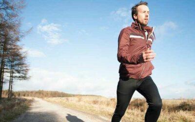 Löparknä och symtom